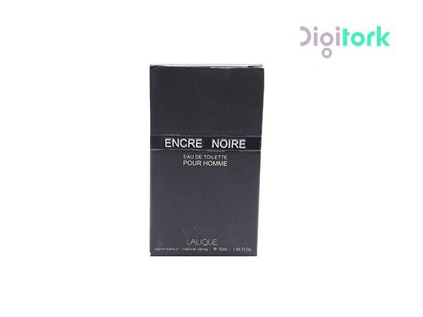 عطر مردانه لالیک انکر نویر ۵۰ میل  ENCRE NOIRE