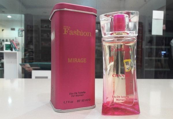 عطر زنانه فشن مدل MIRAGE