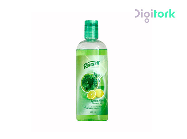 ژل شستشوی بدن رینوزیت ویتامینه لیمو نعناع