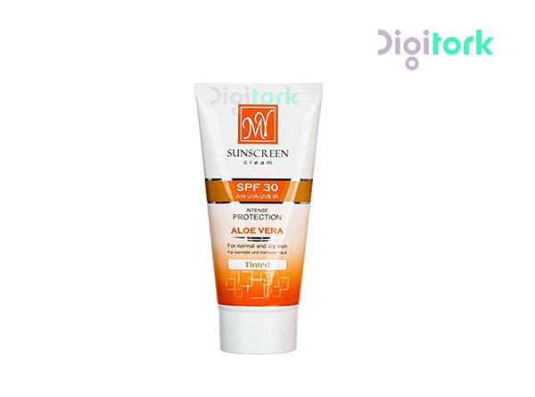 کرم ضد آفتاب رنگی مای ۳۰%