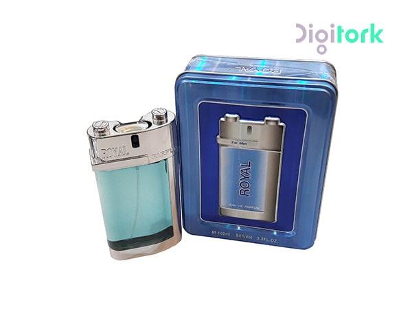 عطر مردانه رویال آبی RUYAL