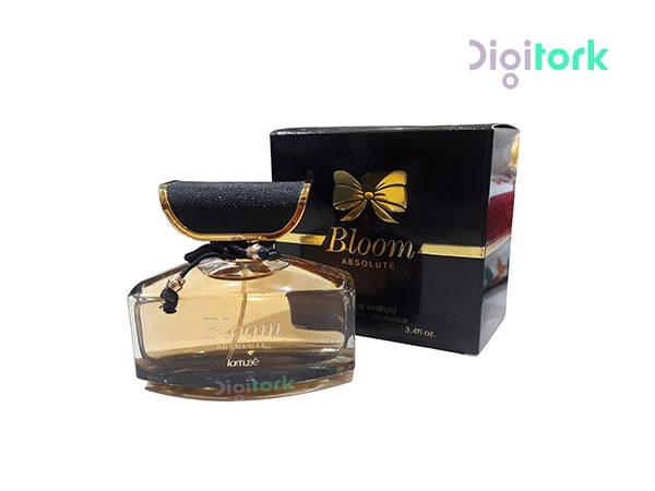 عطر ادوپرفیوم زنانه لاموس مدل  Bloom ABSOLUTE