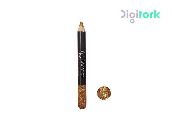 سایه مدادی اکلیلی فلورمار طلایی Flormar