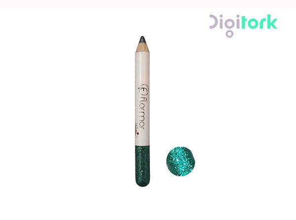 سایه مدادی اکلیلی فلورمار سبز flormar