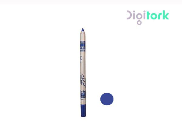 مداد چشم شمعی رنگی  M.N