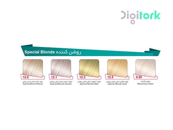 رنگ مو لوپینا (روشن کننده) LOPINA