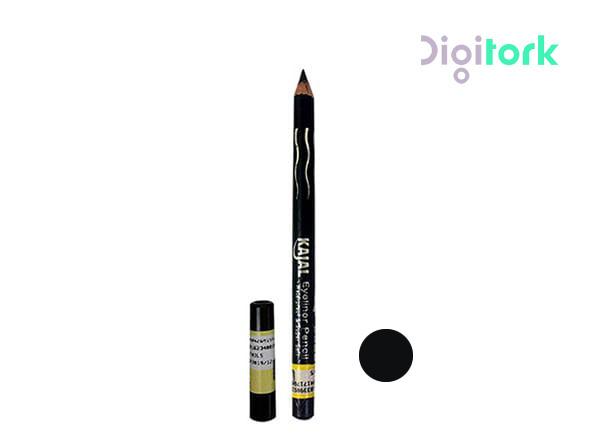 مداد چشم  بل مشکی BELL مدل ۰۱D6  اورجینال
