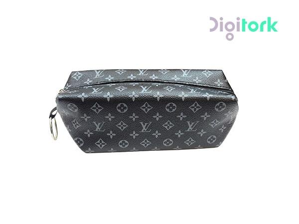 کیف لوازم آرایشی زنانه  چرم مصنوعی