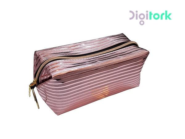 کیف لوازم آرایشی هولوگرامی زنانه