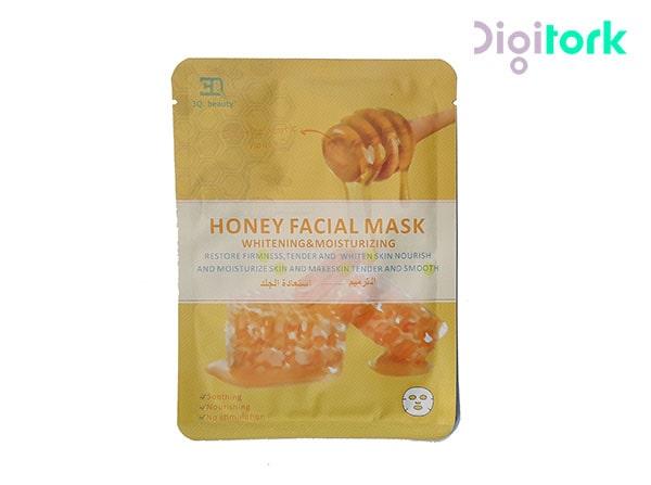 ماسک ورقه ای آبرسان صورت عصاره عسل بیوتی