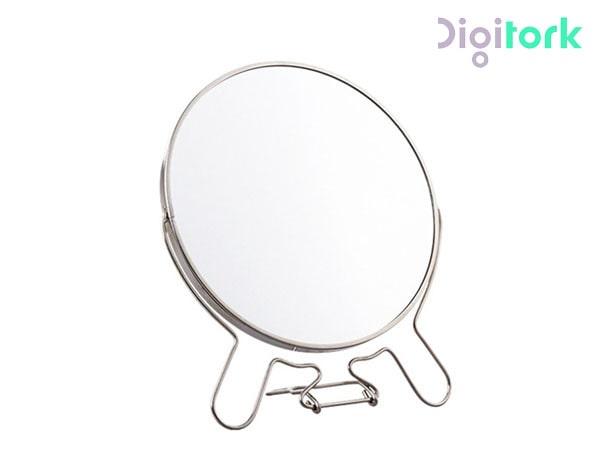 آینه آرایشی استیل